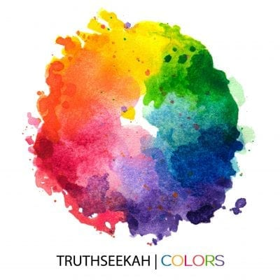 TruthSeekah Colors