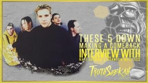 These 5 Down Interview