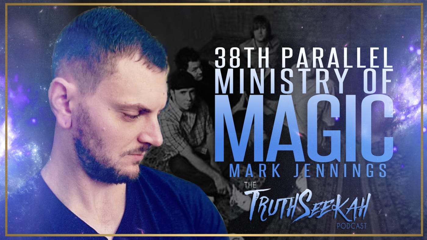 Mark Jennings former Vocalist for 38th Parallel and Ministry of Magic | TruthSeekah Podcast