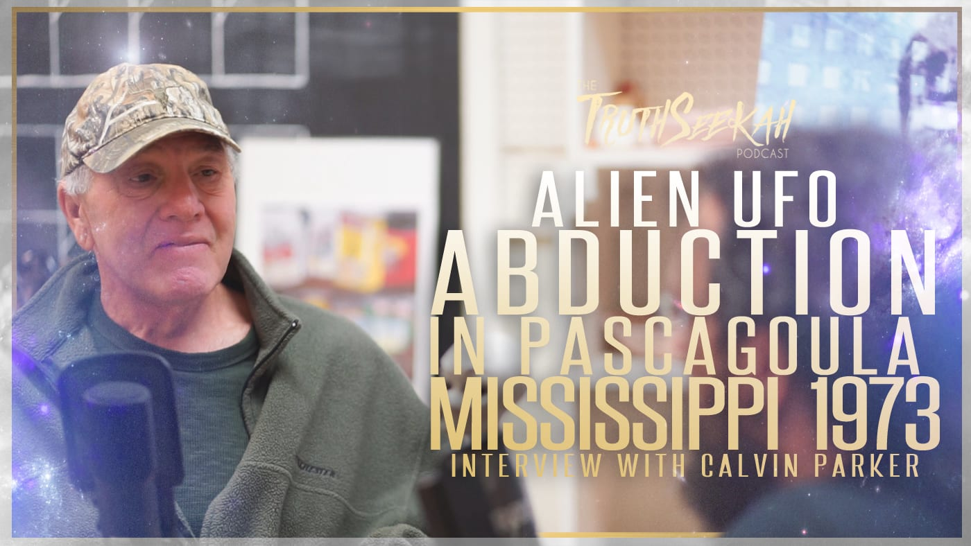 Pascagoula UFO Alien Abduction Mississippi 1973 | Calvin Parker