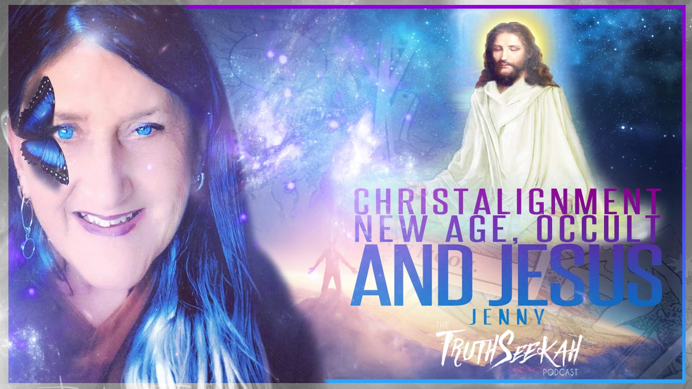 Christalignment | New Age, Occult and Jesus | Interview With Jenny