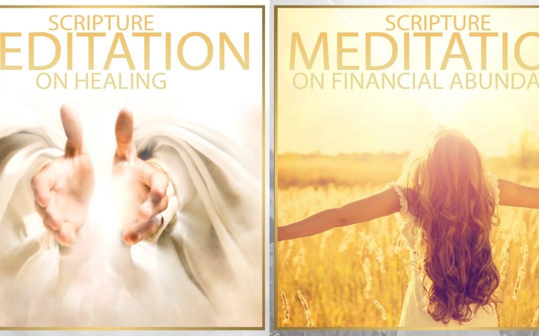 2 Free 1 Hour MP3 Downloadable Scripture Meditations