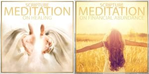 2 Free 1 Hour MP3 Downloadable Scripture Meditations