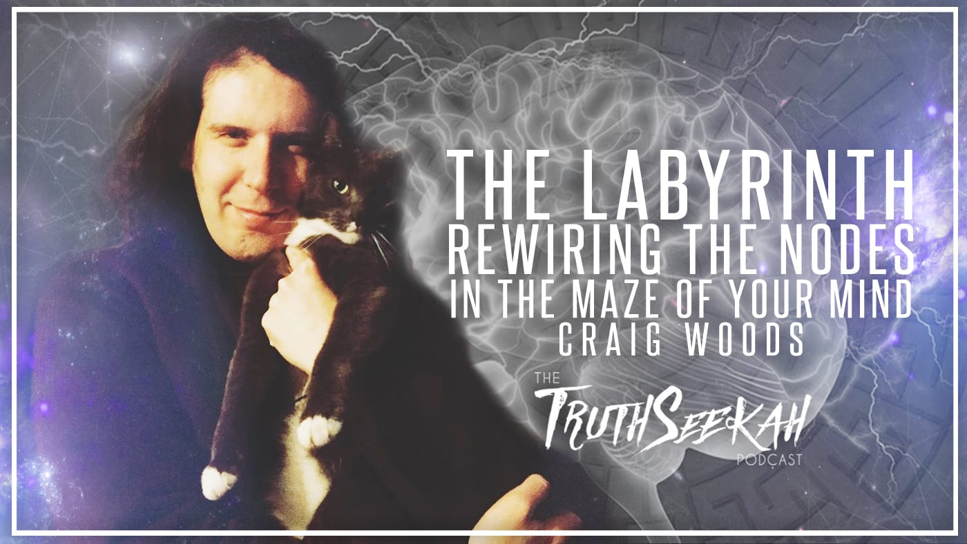 The Labyrinth: Rewiring the Nodes in the Maze of your Mind | Craig Woods