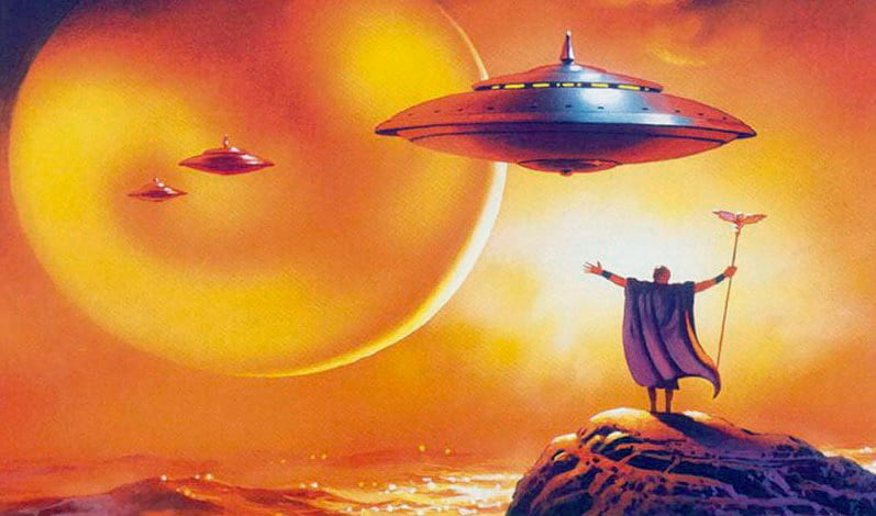 God and Angels Are Extraterrestrial. They Are Not of This Realm