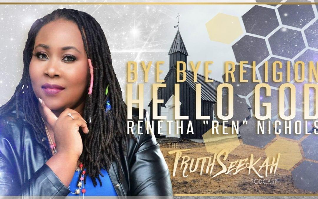 Renetha Nichols RELIGION GOD