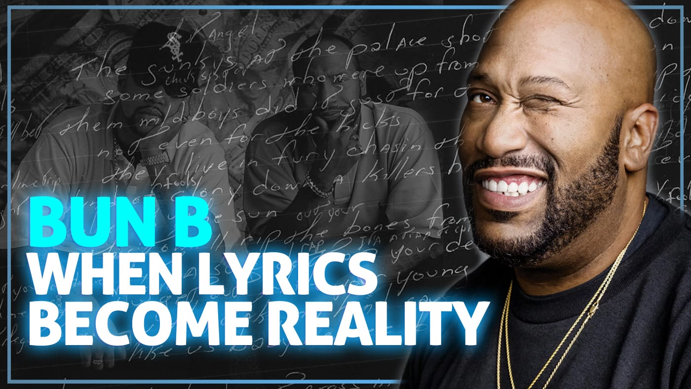 BUN B of UGK | When Lyrics Become Reality | Bun B's Home Invasion