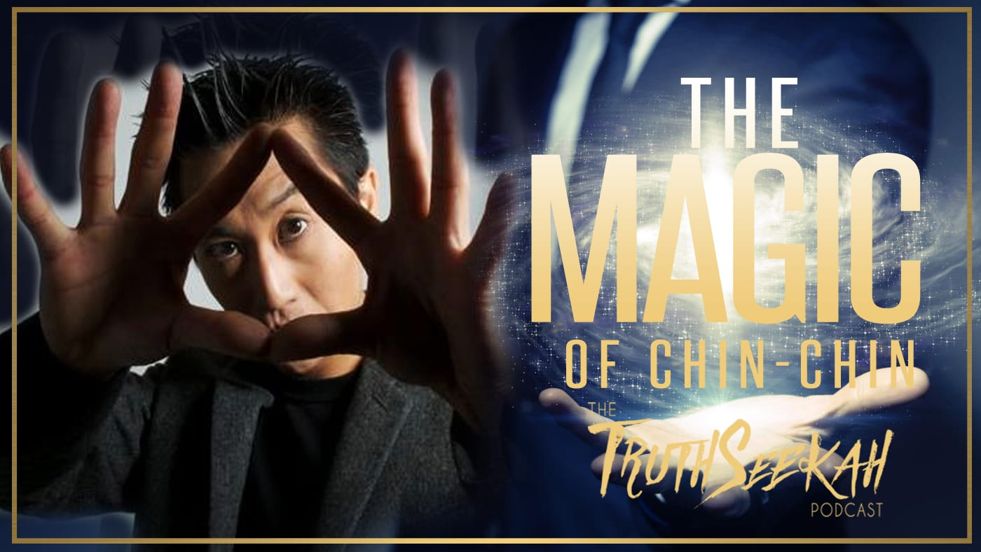 The Magic of Chin-Chin | Illusion, Dance, Philosophy, and Imagination