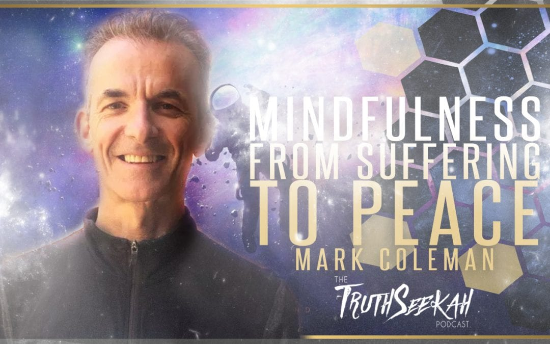 Mark Coleman   Mindfulness    From Suffering to Peace   TruthSeekah Podcast