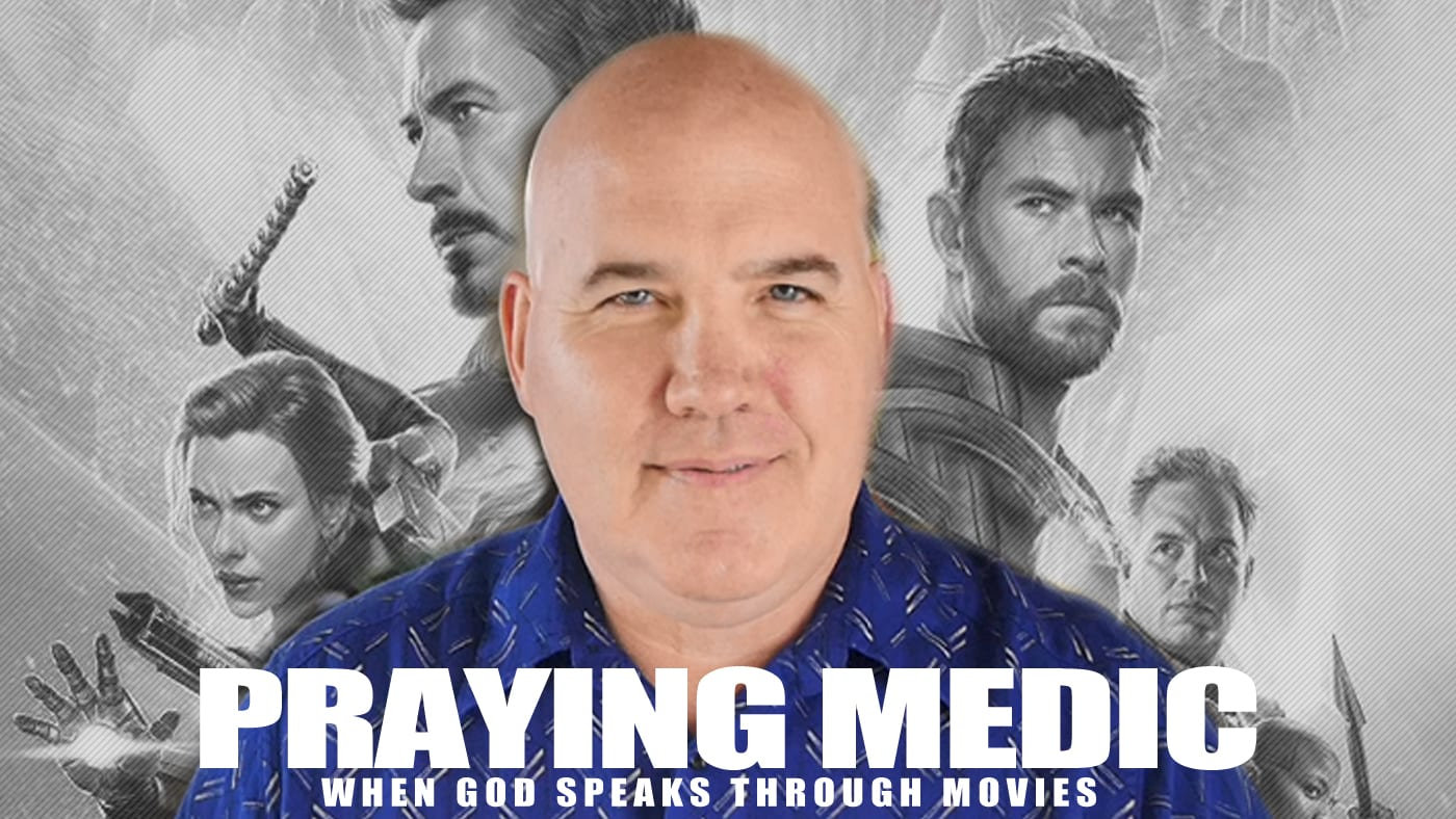 Praying Medic | When God Speaks Through The Movies