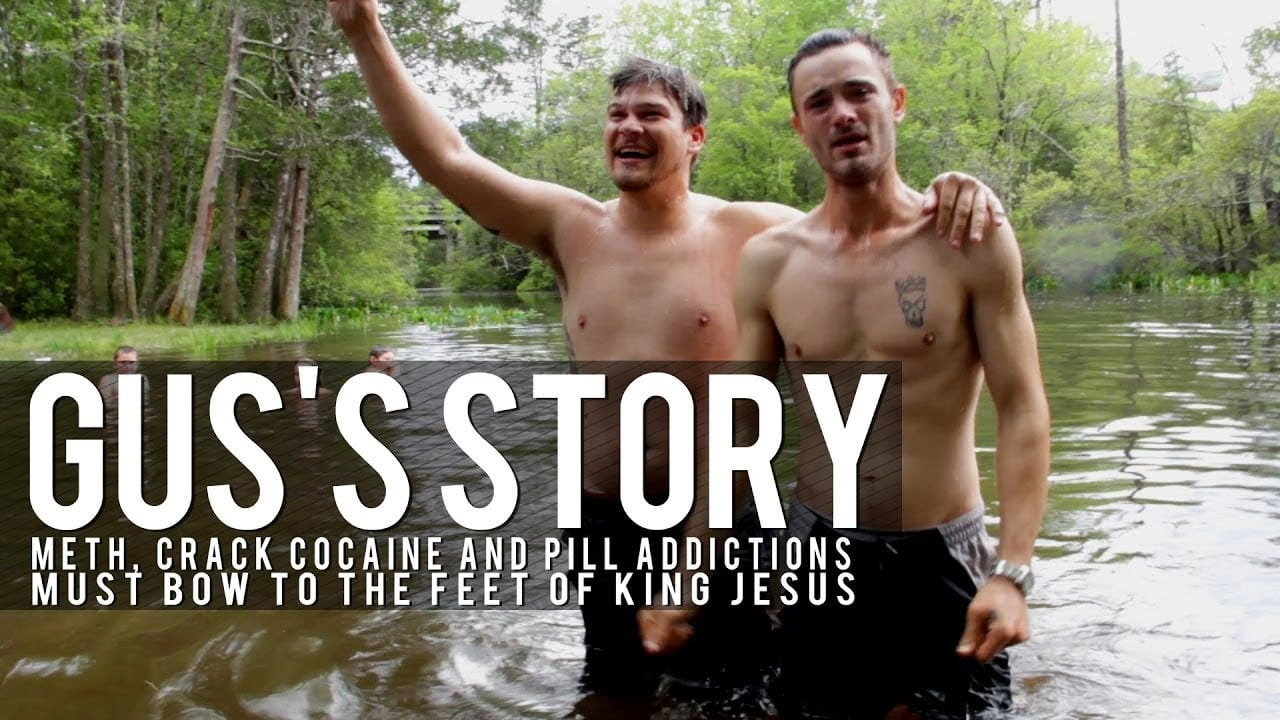 Meth, Crack Cocaine and Pill Addiction Must Bow To The Feet Of King Jesus! | Gus's Story