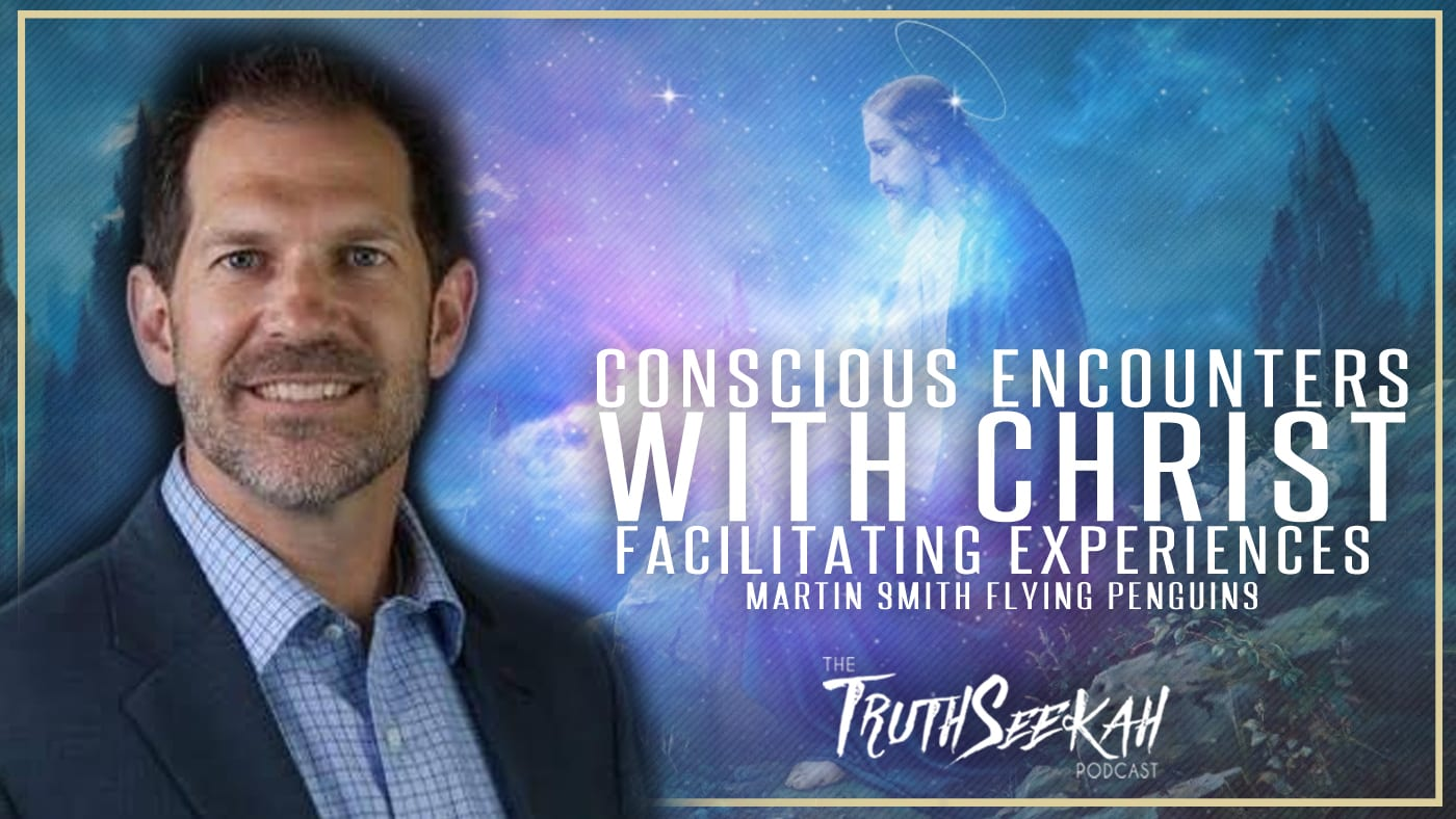 Conscious Encounters With Christ | Facilitating Experiences | Martin Smith / Flying Penguins