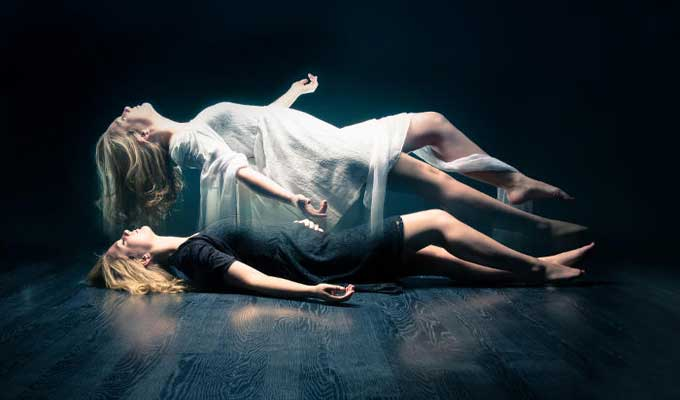 The Difference Between Astral Projection and Spirit Travel