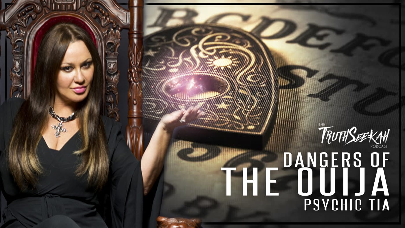 Psychic Tia Belle | Dangers of the Ouija and the Dark Side of the Occult