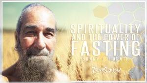 Spirituality Fasting