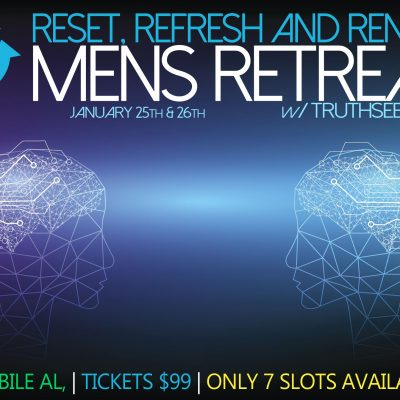 Mens Retreat TruthSeekah