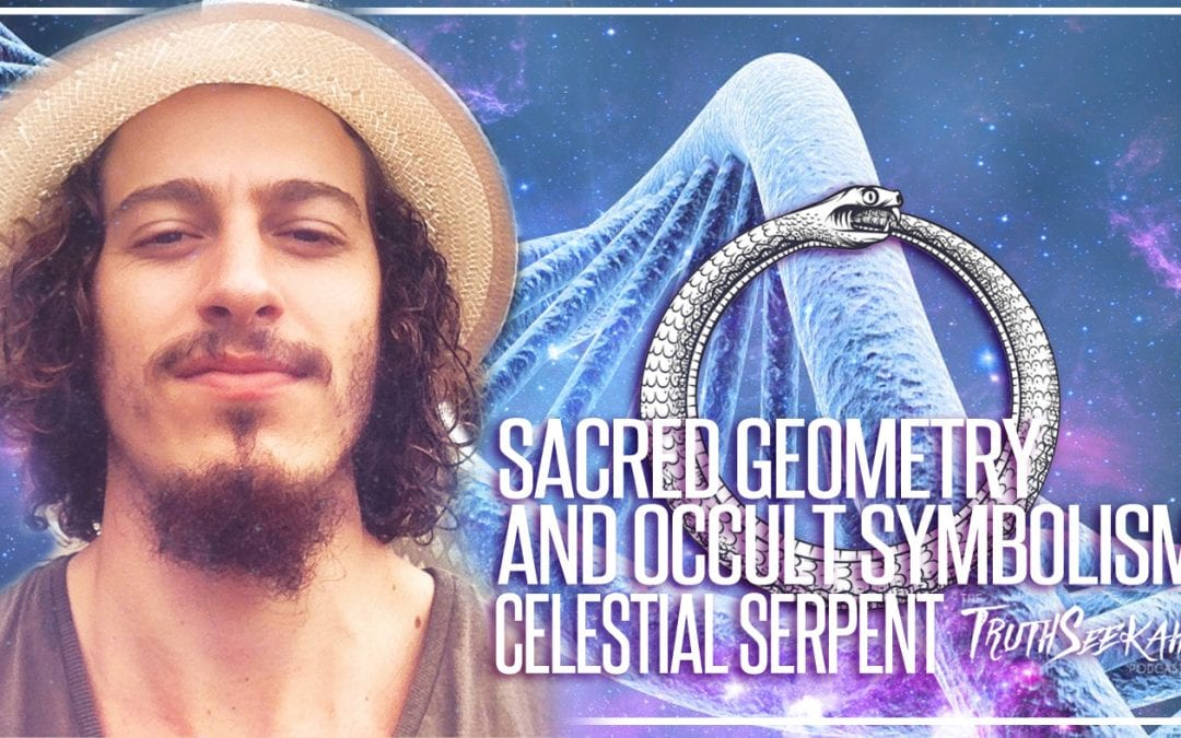 Sacred Geometry and Occult Symbolism   Celestial Serpent