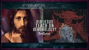 Jesus Demonology