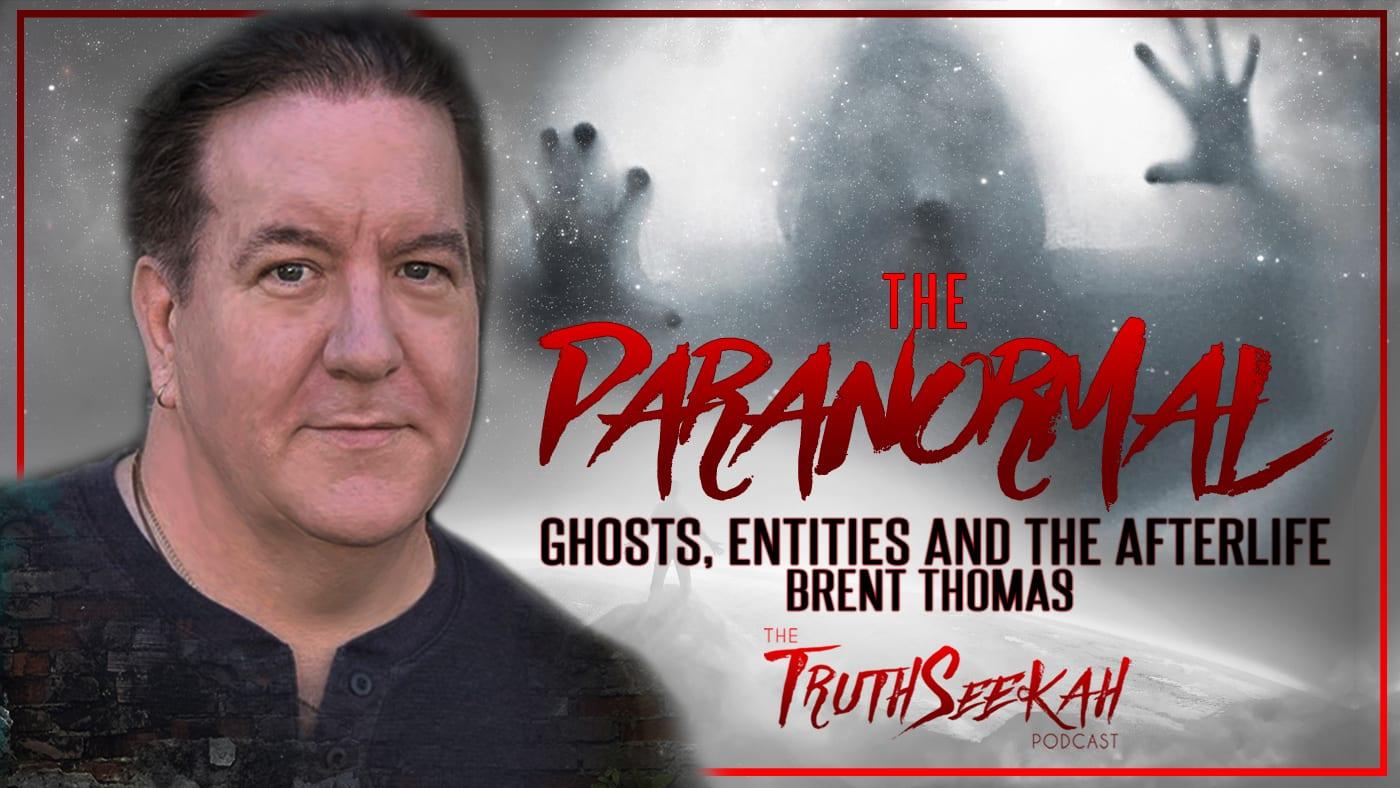 Paranormal Portal Brent Thomas