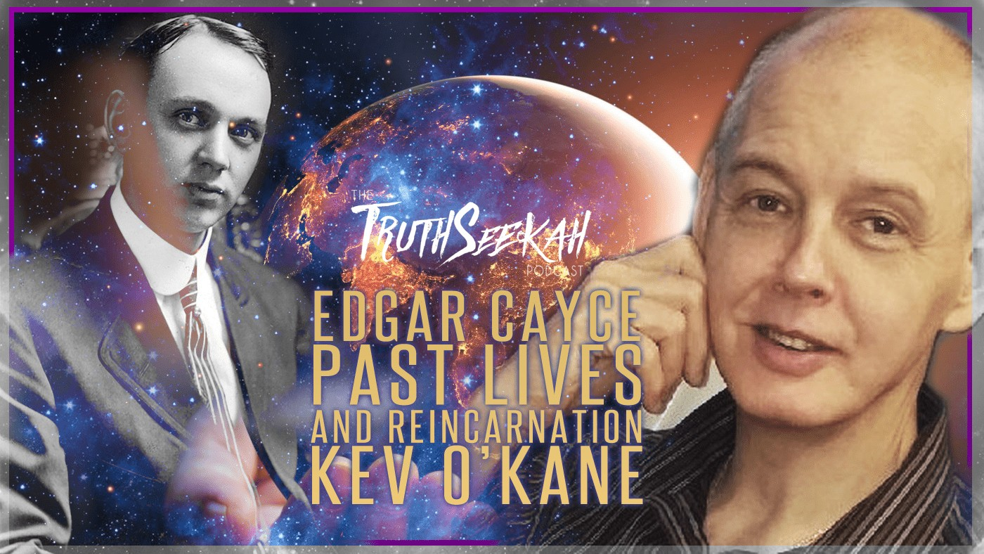 Edgar Cayce, Past Life Regression and Reincarnation | Kev O'kane