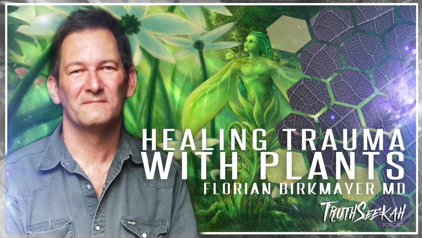 Healing Trauma With Plants | Florian Birkmayer MD | TruthSeekah