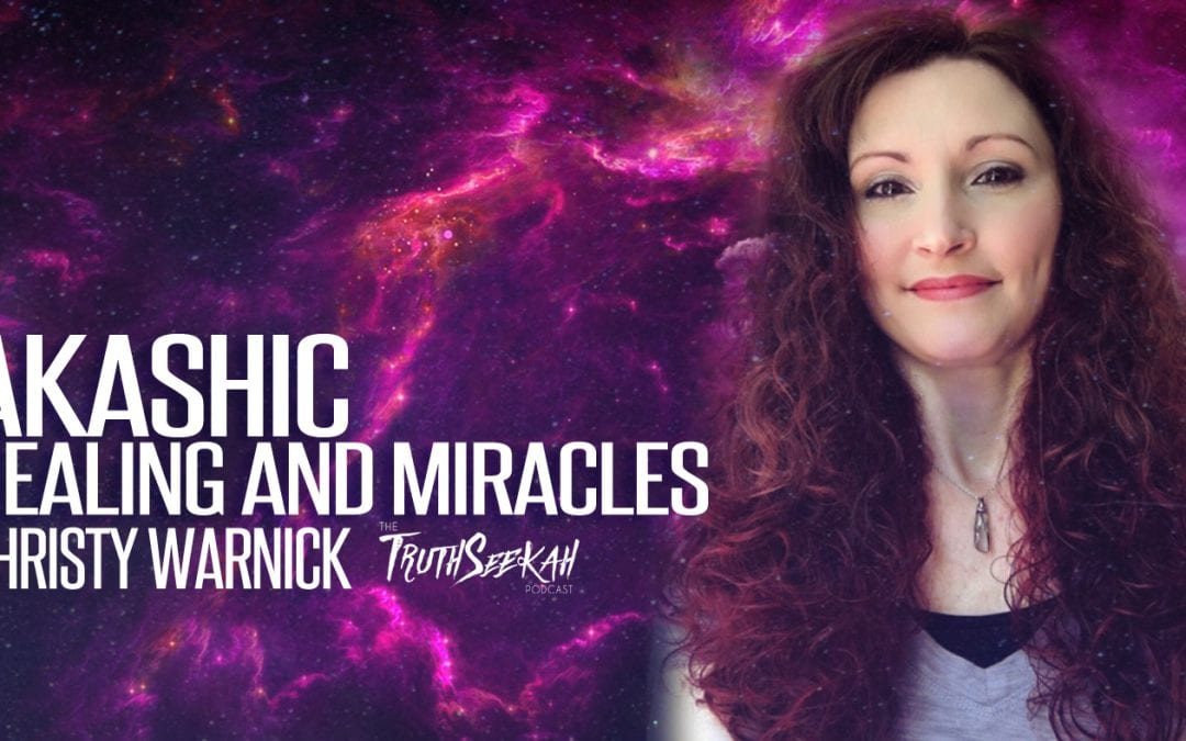 Healing and Miracles Know No Modalities Christy Warnick | TruthSeekah.com