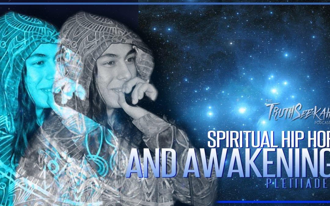 Creativity and Execution | Spiritual Hip Hop Artist Pleiiiades | TruthSeekah Podcast