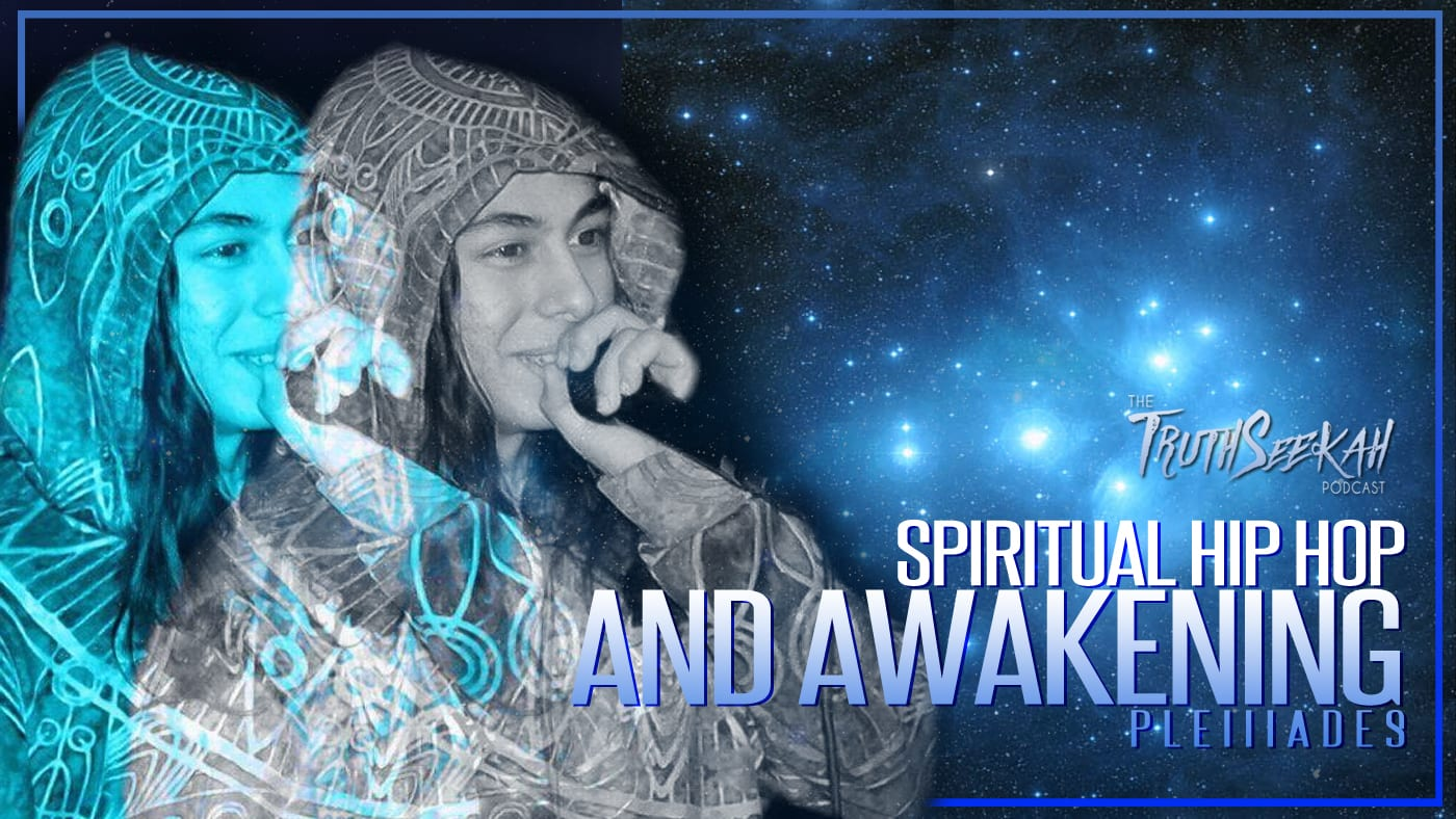 Creativity and Execution | Spiritual Hip Hop Artist Pleiiiades | TruthSeekah Podcast