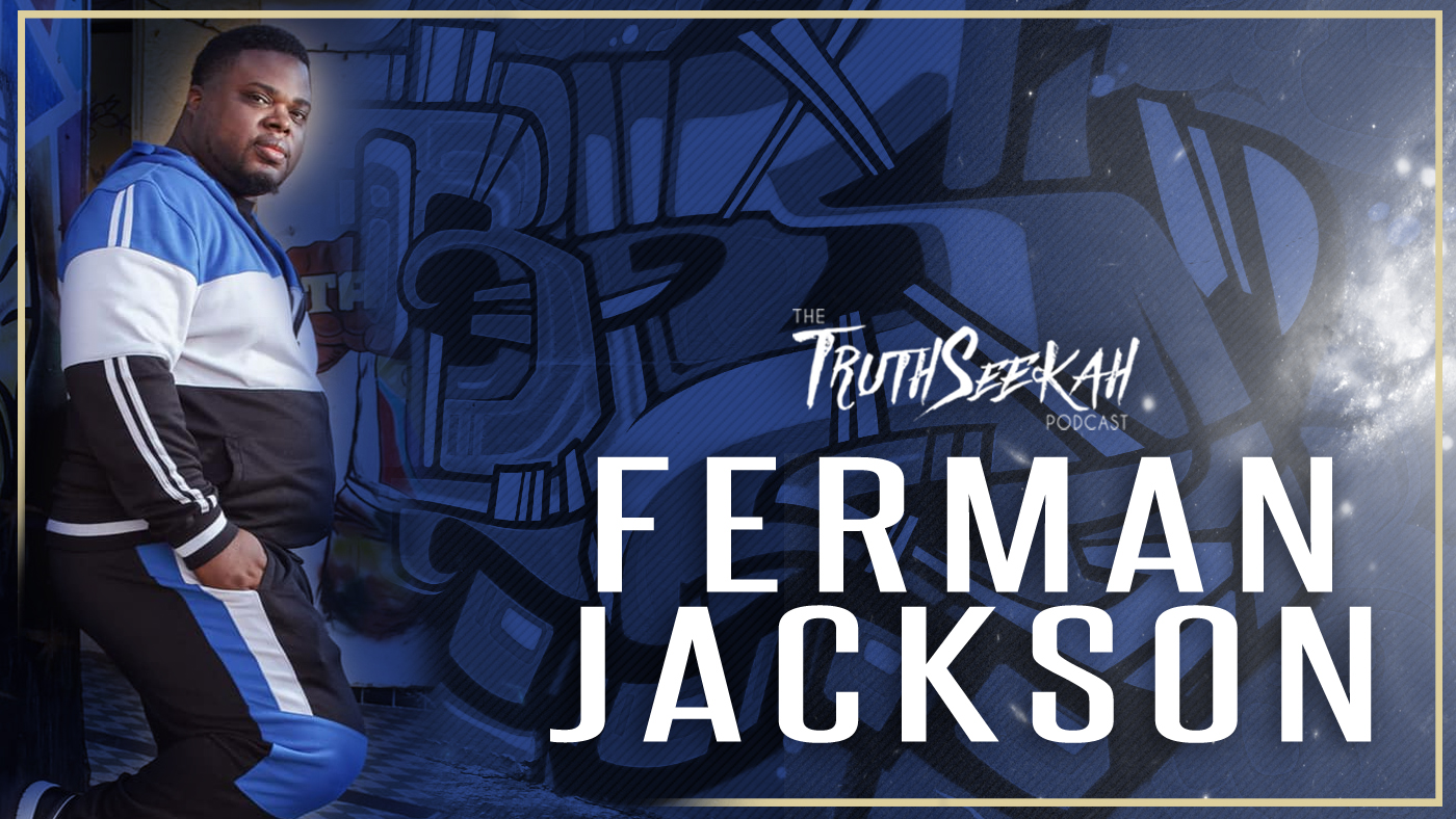 Navigating Through Gospel Rap and Ministry In Mobile Al,  Ferman Jackson | TruthSeekah Podcast