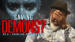Dr.Ogbonnaya Demons