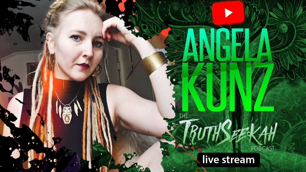 Rap'e, Kambo Frog Medicine and Plant Teachers | Angela Kunz | TruthSeekah Podcast
