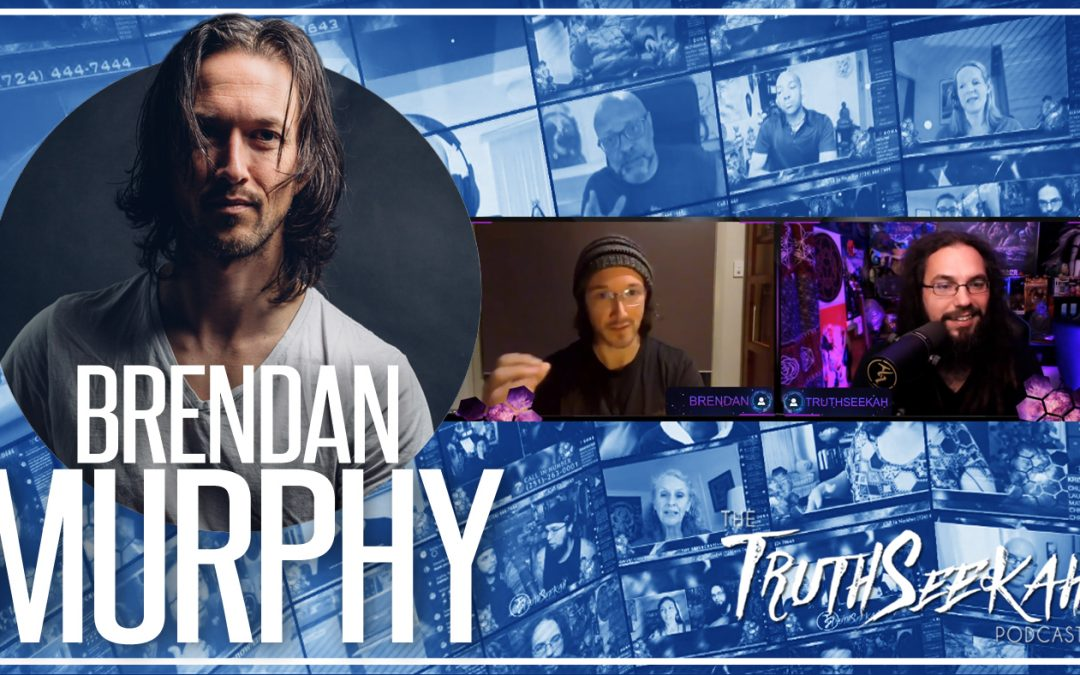 Brendan Murphy: Consciousness, Structure and Religious Archetypes | TruthSeekah Podcast