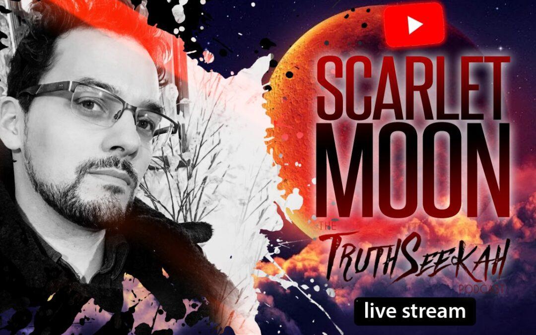 Awakening With Scarlet Moon and TruthSeekah   TruthSeekah Podcast