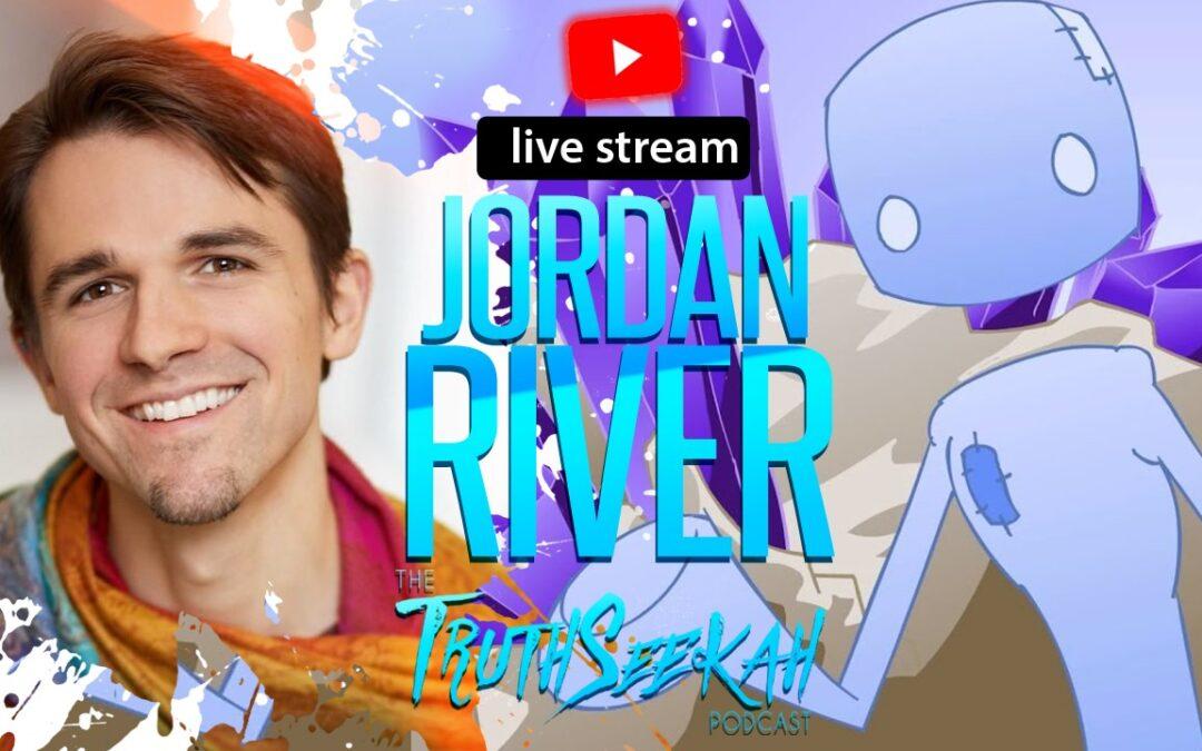 Spirit Science| Jordan River | Plant Ceremonies and Spirit Beings | TruthSeekah Podcast
