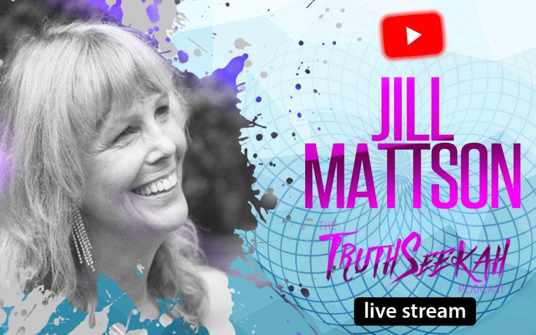 Jill Mattson | Angel Sigils and Sound Healing | TruthSeekah Podcast