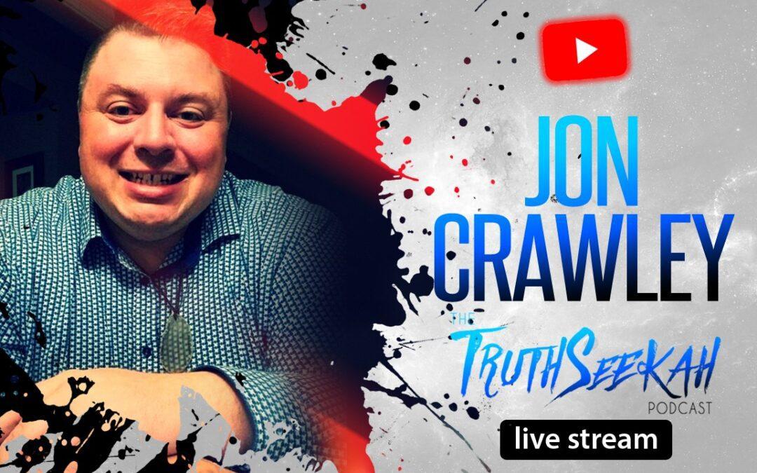 Psychic Medium Jon Crawley and TruthSeekah | TruthSeekah Podcast