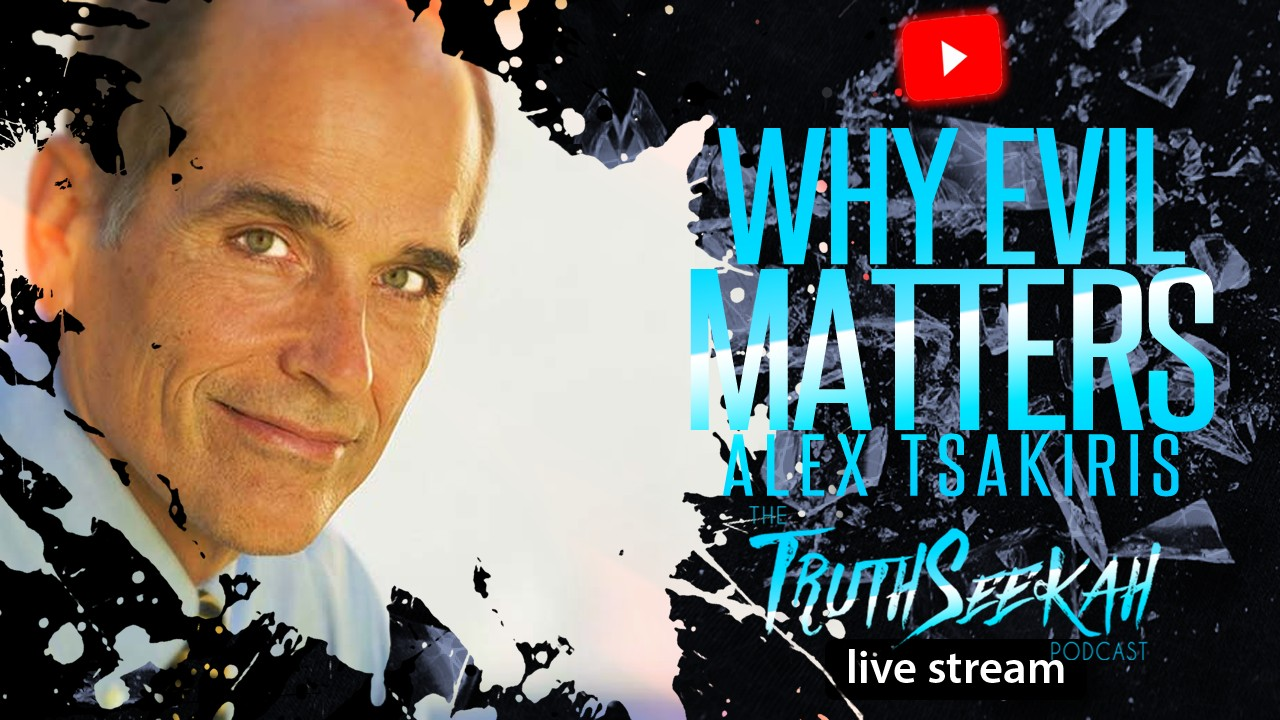 "Alex Tsakiris ""Skeptiko Podcast""