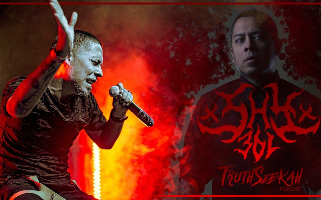 xSHY361x | Horrorcore Artist Talks Horror Movies and His Return To Music!
