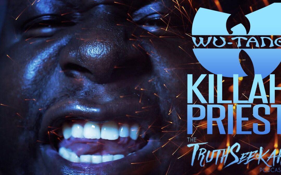 Killah Priest   Anunnaki, Egypt, Aliens and Hollywood   TruthSeekah Podcast