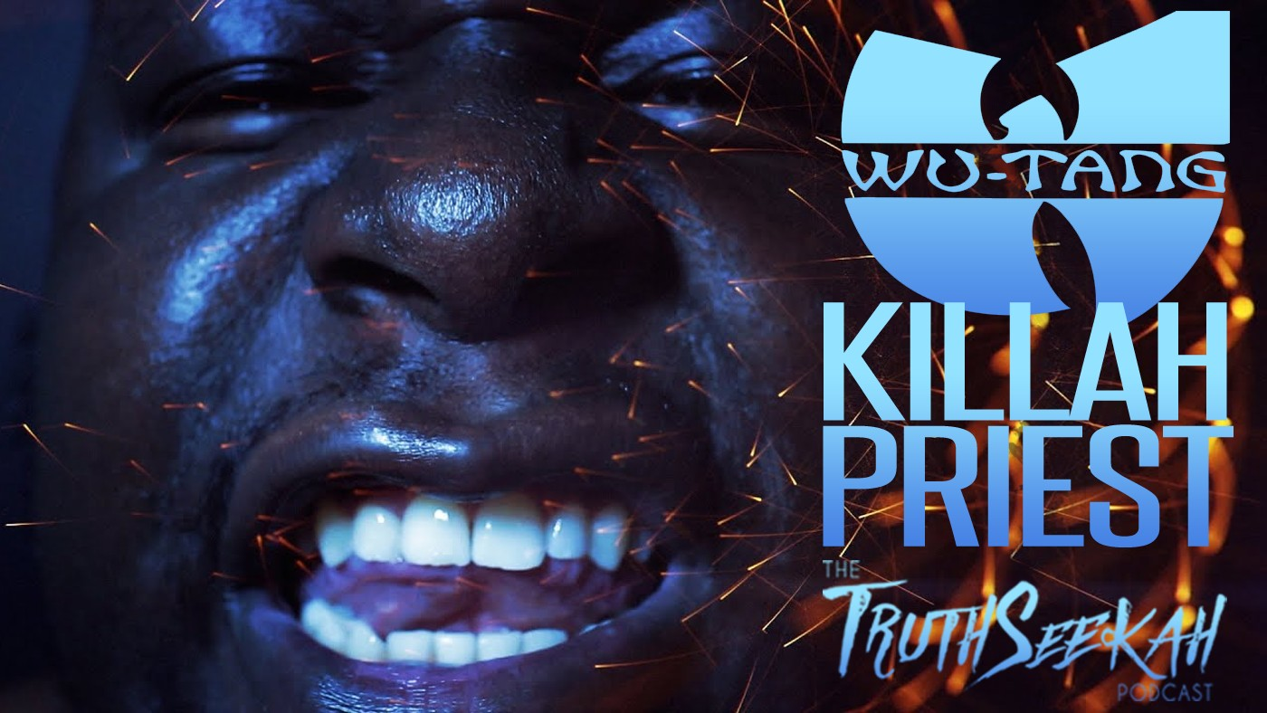 Killah Priest | Anunnaki, Egypt, Aliens and Hollywood | TruthSeekah Podcast