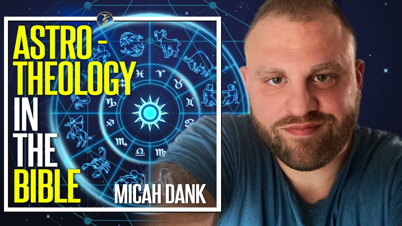 Micah Dank | Astrotheology In The Bible | TruthSeekah Podcast