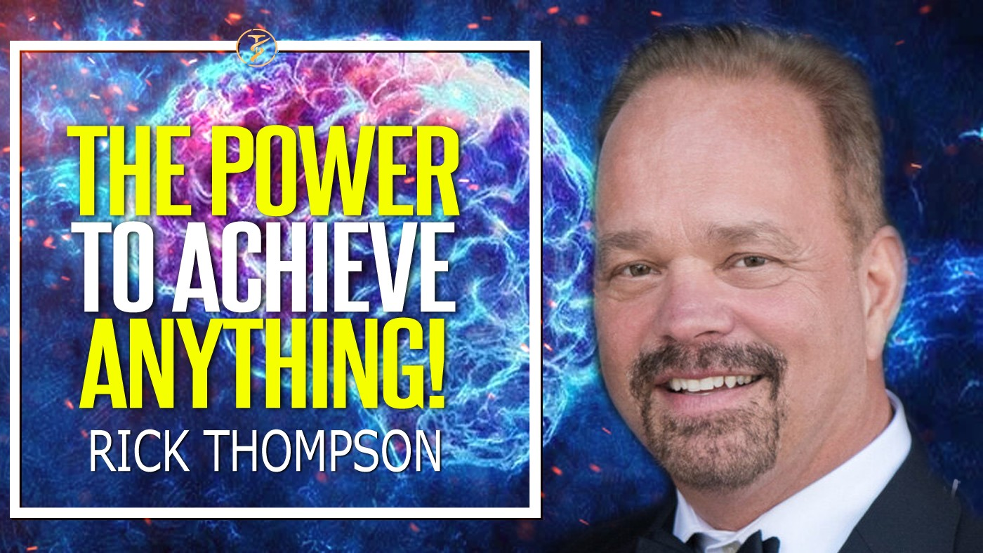 How To Achieve Anything | The Quantum Mindset | Rick Thompson | TruthSeekah Podcast