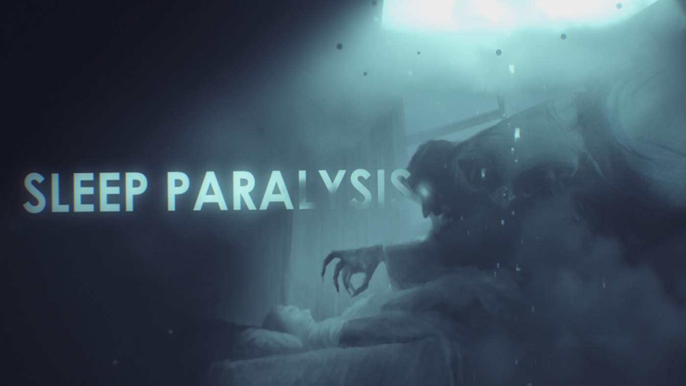 SLEEP PARALYSIS (DEMONS | Exorcisms and Unclean Spirits)