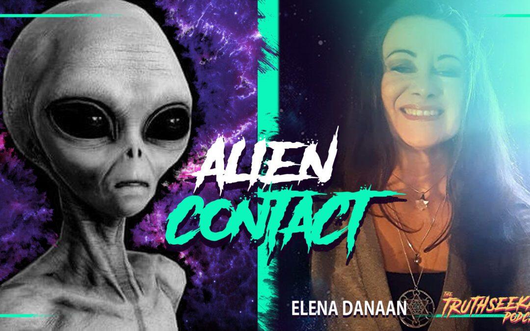 Alien Contact With Elena Danaan – TruthSeekah Podcast