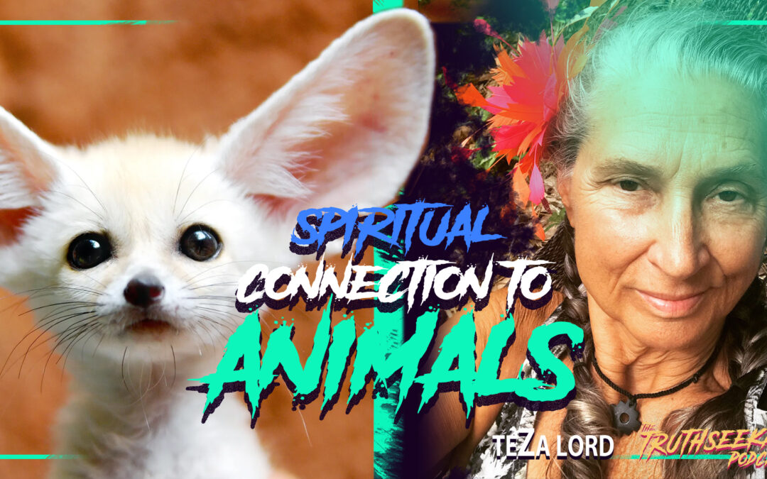 How To Be Taught By The Animals (Our Spiritual Role Models) – TeZa Lord – TruthSeekah Podcast