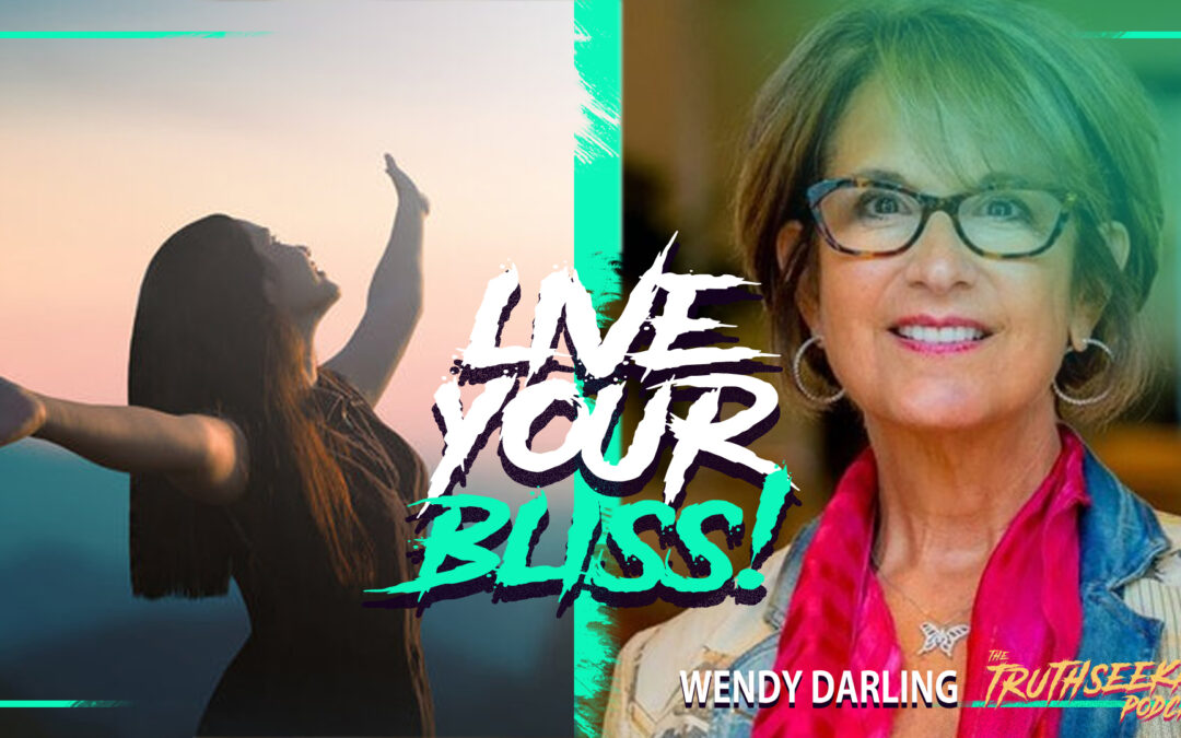 Create Your Miraculous Life It's Never Too Late – Wendy Darling – TruthSeekah Podcast
