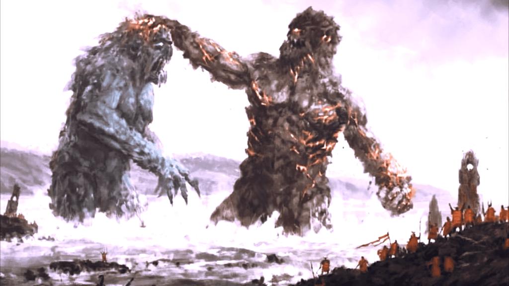 Nephilim Fighting