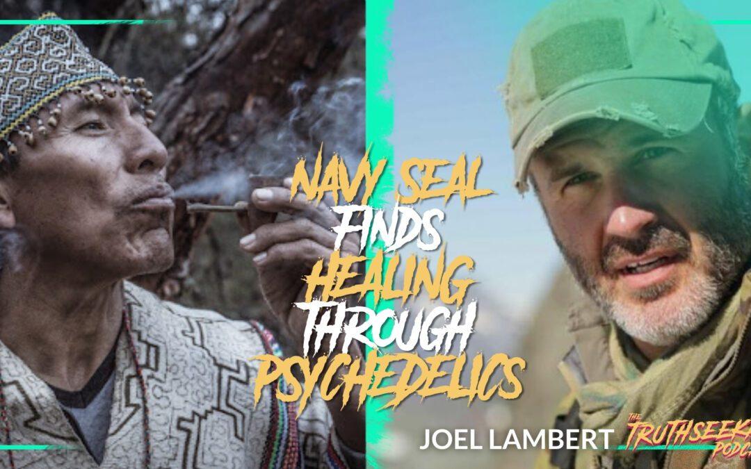 How Psychedelics Have Helped Me Heal… Joel Lambert – TruthSeekah Podcast